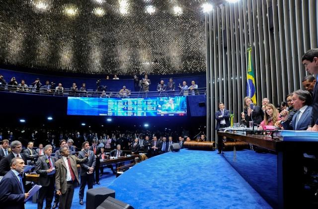REFORMA Trabalhista, depois de sessão tumultuada,  é aprovada no Senado e texto segue  à sanção do presidente Michel Temer