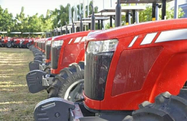 GOVERNO do Ceará fará a entrega em Campos Sales de tratores que beneficiarão 14 comunidades da região