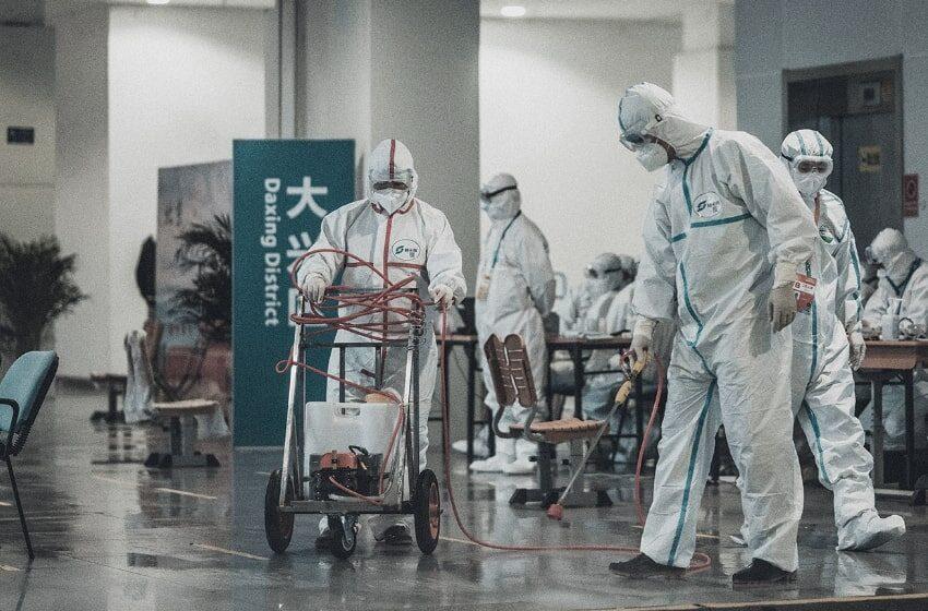 Coronavirus: France deaths at city 14,400 ahead Macron lockdown