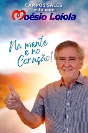 MOÉSIO Loiola, este sim, tem feito a diferença como prefeito de Campos Sales