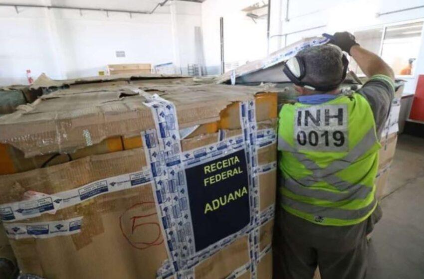 LEILÃO da Receita Federal em Fortaleza tem iPhone por R$ 500, notebooks e até barcos