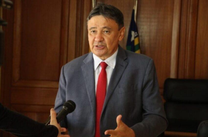 WELLINGTON Dias retoma pautas do Fórum dos Governadores com presidente do STF