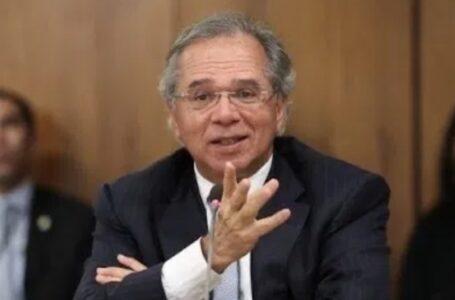 """""""AUXÍLIO Emergencial deve ser estendido até o fim do ano"""", diz Ministro da Economia, Paulo Guedes"""