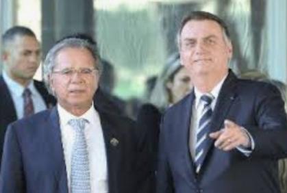 CONFIO no presidente e ele em mim, diz Guedes após reunião com Bolsonaro