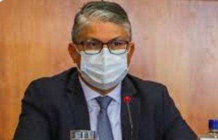 SECRETÁRIO de Saúde do Distrito Federal, Francisco Araújo, foi preso nesta manhã de terça, 25 de agosto