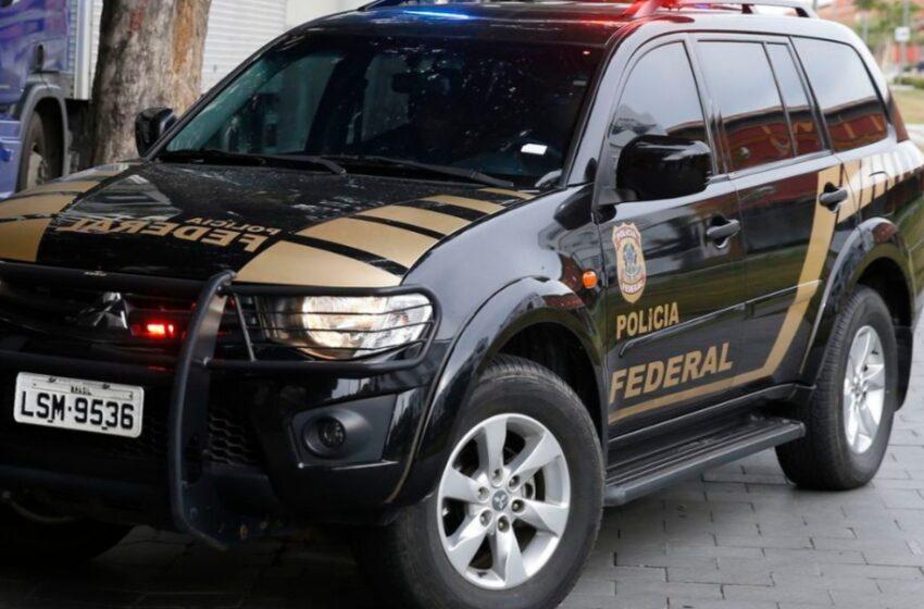 PF CUMPRE mandados em 6 estados em ação que investiga facção criminosa no RJ