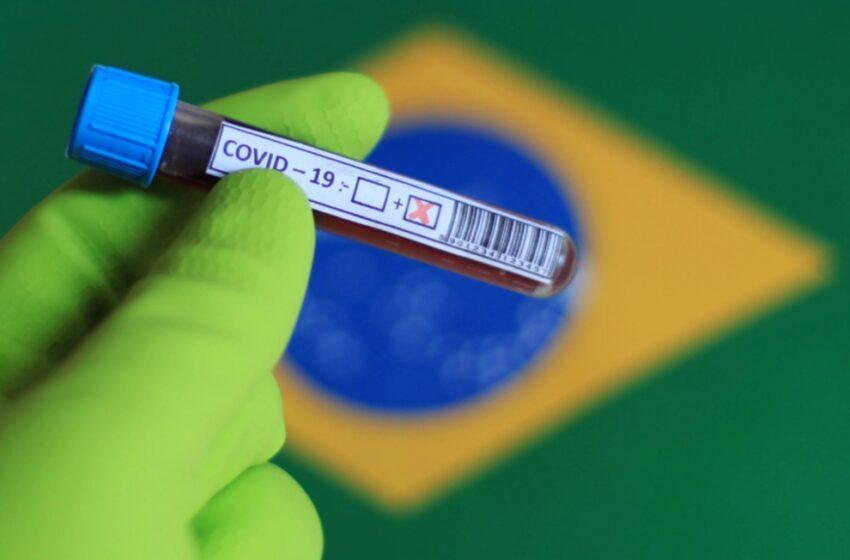 COM 758 mortes em 24 h, Brasil ultrapassa marca de 120 mil vítimas da Covid-19