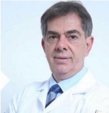 MÉDICO Brancildes, 63 anos, irmão do prefeito de Araripina, faleceu em Brasília