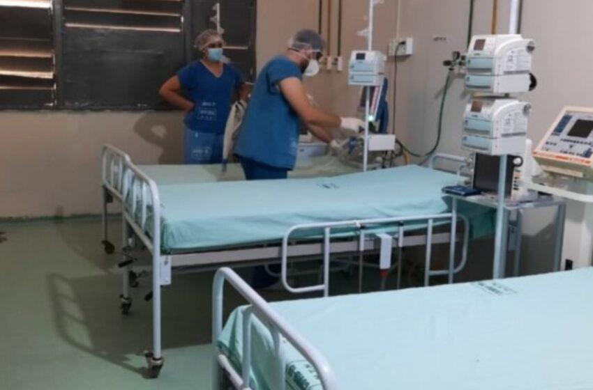 HOSPITAL de Floriano recebe mais cinco novos leitos de UTI