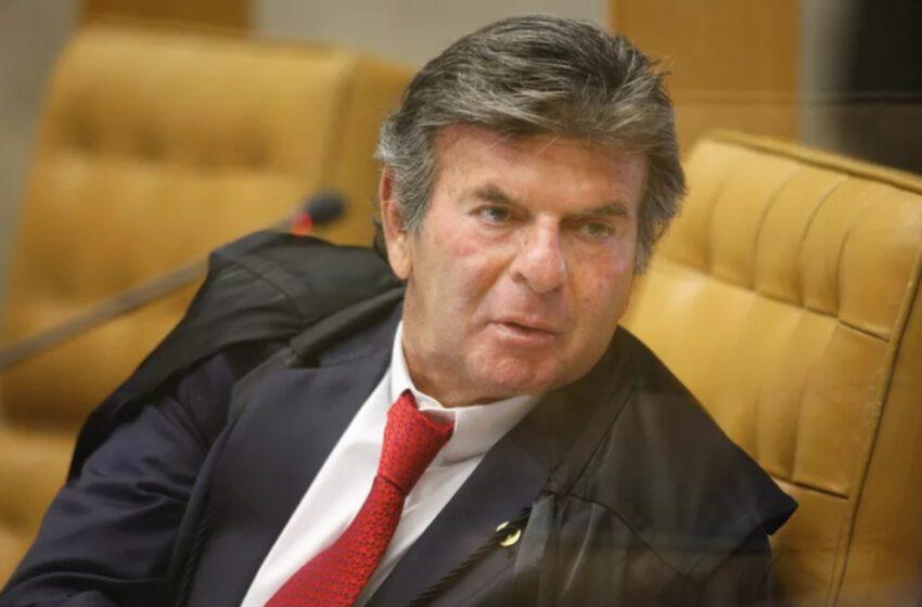 NOVO presidente do STF, Luiz Fux testa positivo para a Covid-19