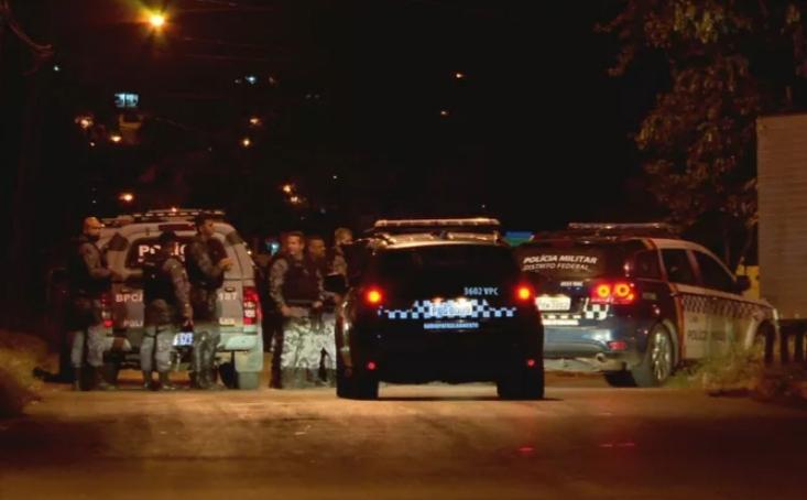 DEZESSETE presos fogem do Complexo da Papuda no DF durante a madrugada