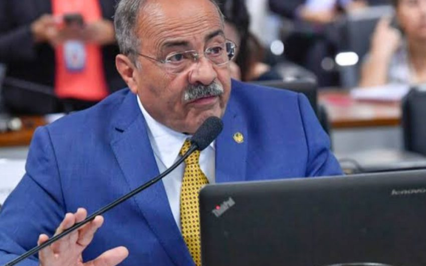 OFÍCIO que determina afastamento de Chico Rodrigues chega ao Senado