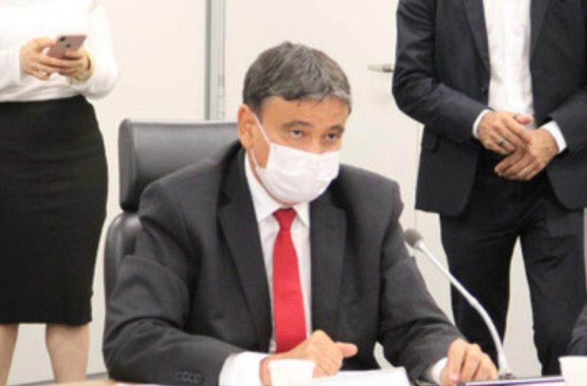 WELLINGTON Dias afirmou que a vacinação deve ser iniciada em janeiro de 2021