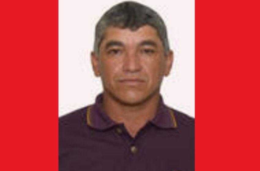 """FRANCISCO José da Silva, mais conhecido como """"Diassis"""", é candidato a vereador em Caldeirão Grande e apoia Alanilton (PT)"""