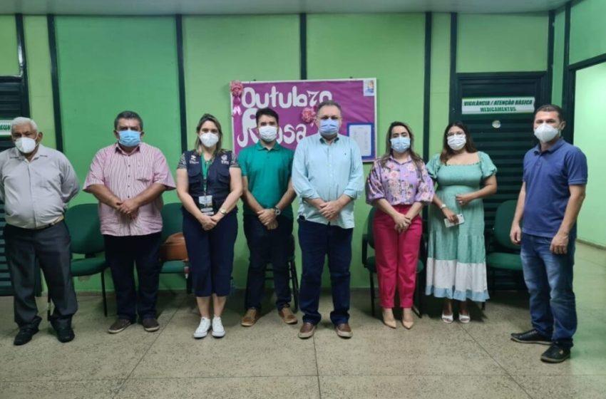 SESAPI reforça infraestrutura do hospital de São Raimundo Nonato