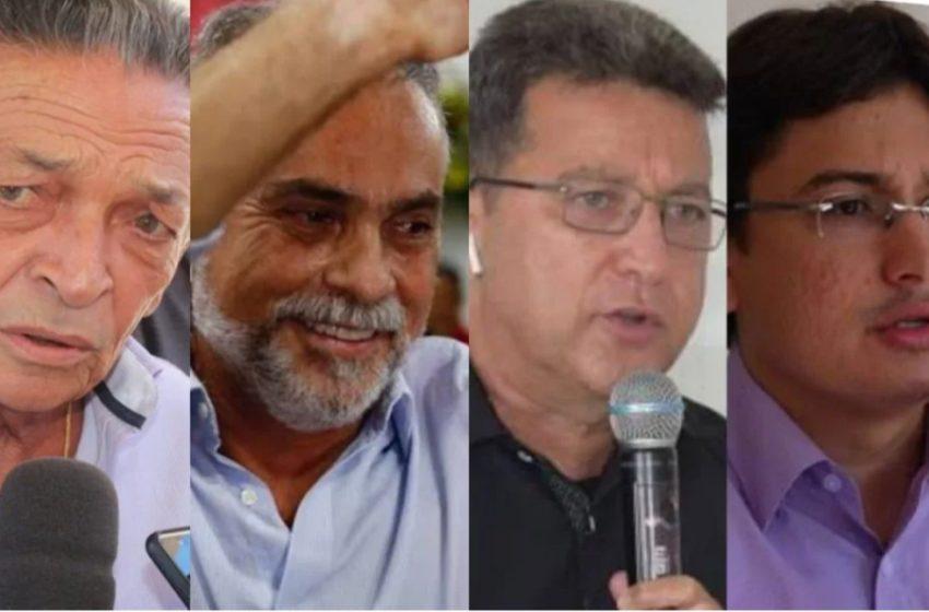 PESQUISA realizada em Picos mostra Gil e Araujinho empatados com 42%