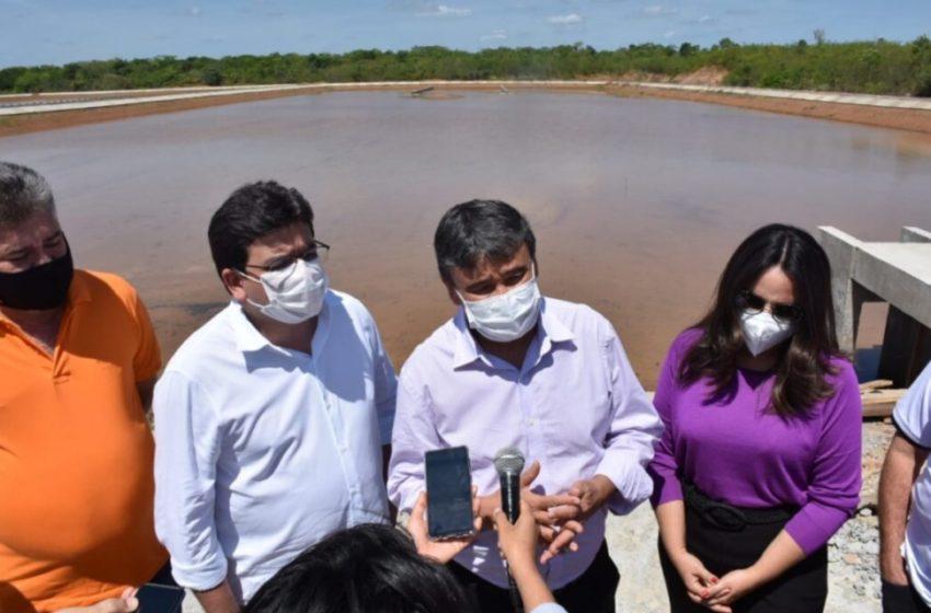 GOVERNO investe R$ 27 milhões em esgotamento sanitário de Piripiri