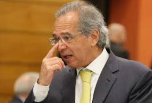 GUEDES diz que governo pode vender reservas internacionais para reduzir dívida