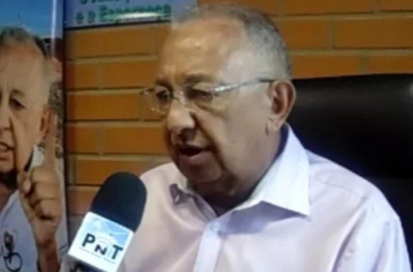 MÉDICO Dr. Pessoa, que possui 74 anos, pode ser o prefeito de Teresina