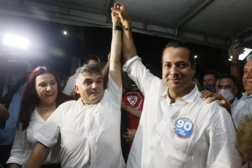 RESULTADO das Eleições em Caucaia: Vitor Valim é eleito prefeito com 51,08% dos votos