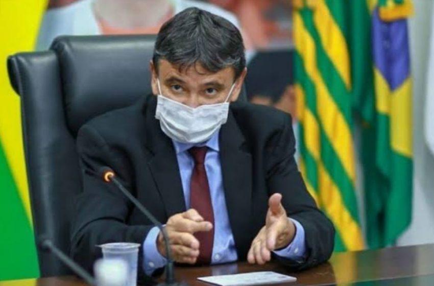 WELLINGTON Dias quer prorrogação do estado de calamidade pública no Brasil por mais seis meses