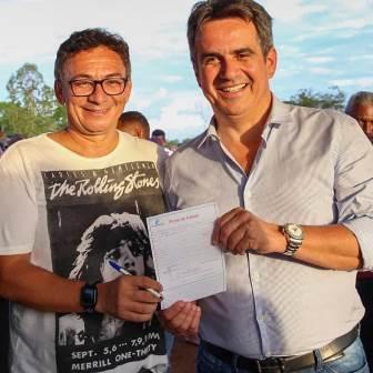 SENADOR Ciro Nogueira, homem de muito prestígio junto ao clã Bolsonaro, poderia concorrer à Presidência do Senado