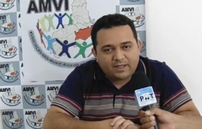 PREFEITO Toninho registrou no sábado, 2 de janeiro, chapa para concorrer à APPM