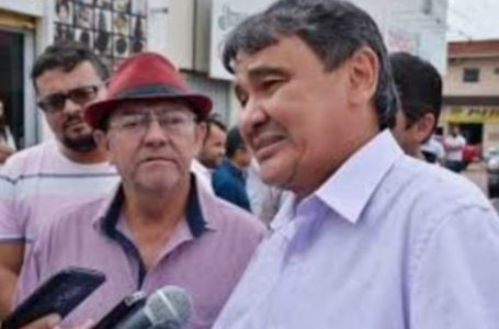CHICO Pitu, ex-prefeito de Marcolândia, pede ao governador Wellington Dias que comece a vacinar por Marcolândia