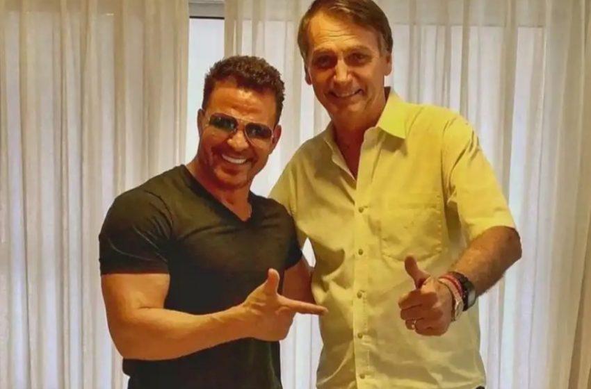 EDUARDO Costa, cantor sertanejo, volta atrás após apoio a Bolsonaro