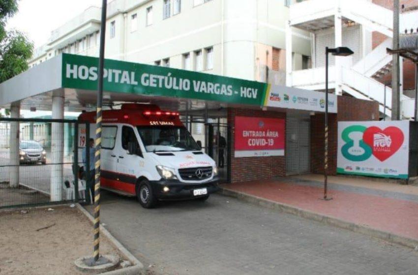 HOSPITAL Getúlio Vargas se prepara para abrir mais leitos de UTI
