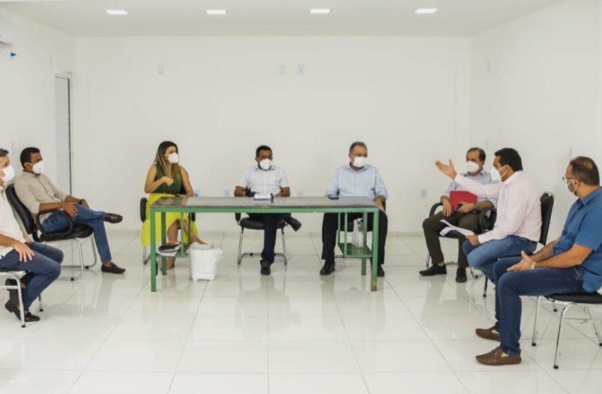 HOSPITAL Regional de Floriano, Tibério Nunes, ganha mais leitos Covid
