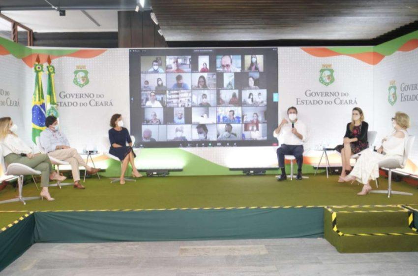 GOVERNO do Ceará debate a intersetorialidade de ações voltadas para o desenvolvimento infantil