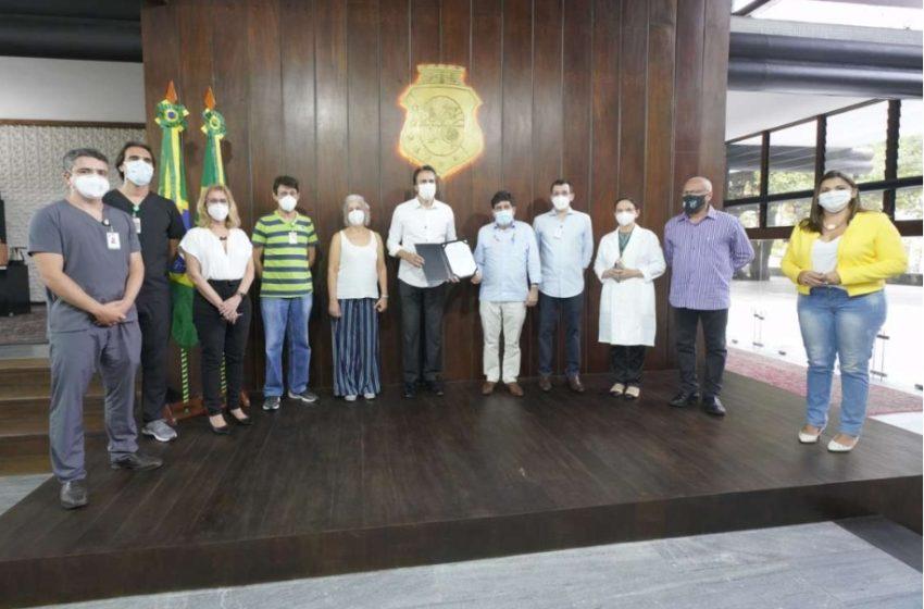 GOVERNO do Ceará garante a ascensão funcional de 6 mil profissionais de saúde do Estado