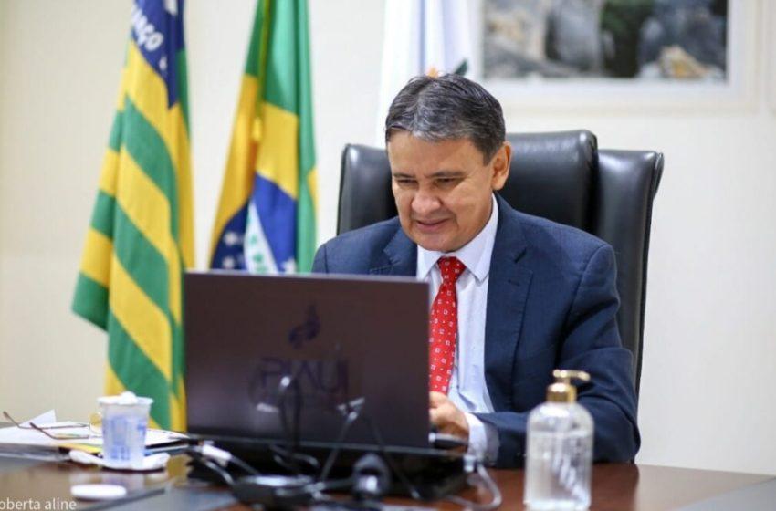 WELLINGTON trata com o Fida sobre operação de crédito para o Piauí
