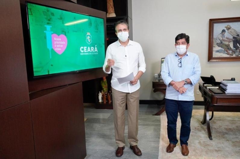 NOVO decreto prorroga medidas vigentes no Ceará por mais uma semana
