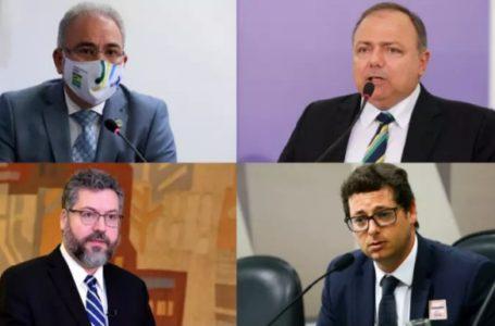 LISTA de Renan com investigados na CPI da Pandemia tem 12 nomes