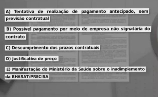 POLÍCIA Federal e Ministério Público vão investigar negociação do governo pela Covaxin