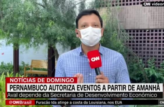 PERNAMBUCO autoriza eventos-teste a partir desta segunda-feira, 30 de agosto