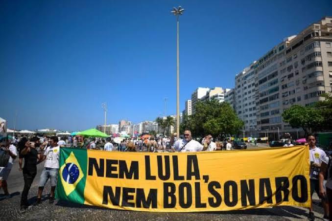 ATO contra Bolsonaro reúne Ciro Gomes, Doria, Mandetta e Amoêdo em SP