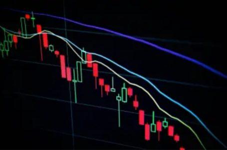 """IBOVESPA cai mais de 3% reagindo a """"debandada"""" e furo no teto; dólar sobe"""