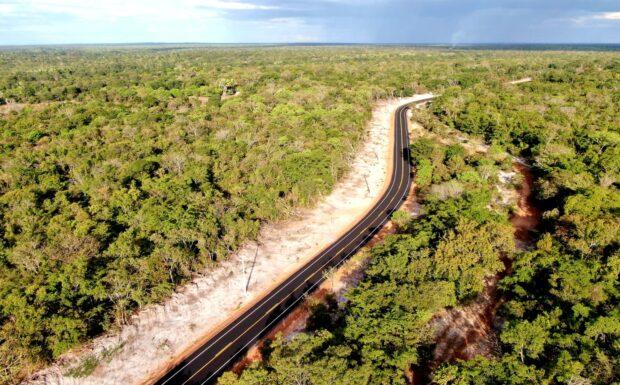 INVESTIMENTOS de R$ 400 milhões na pavimentação de rodovias aproximam os piauienses