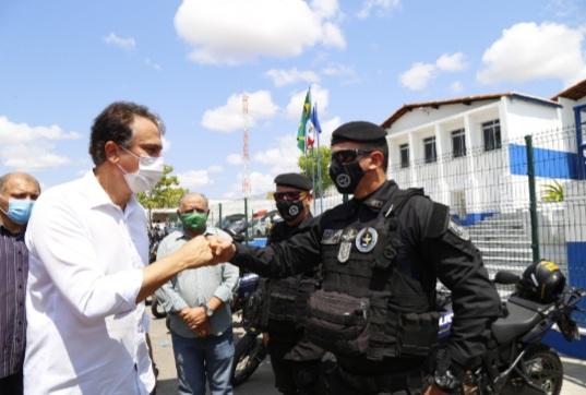 MURITI recebe a 49ª unidade do CPRaio do Estado e Central de Videomonitoramento