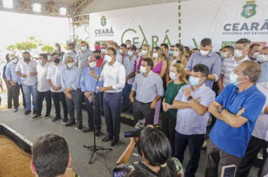 CRATEÚS já conta com primeira etapa da Estrada da Produção e unidade da Perícia Forense